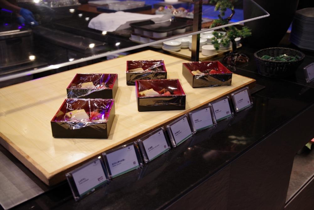 品川プリンスホテル ハプナ 朝食ビュッフェ