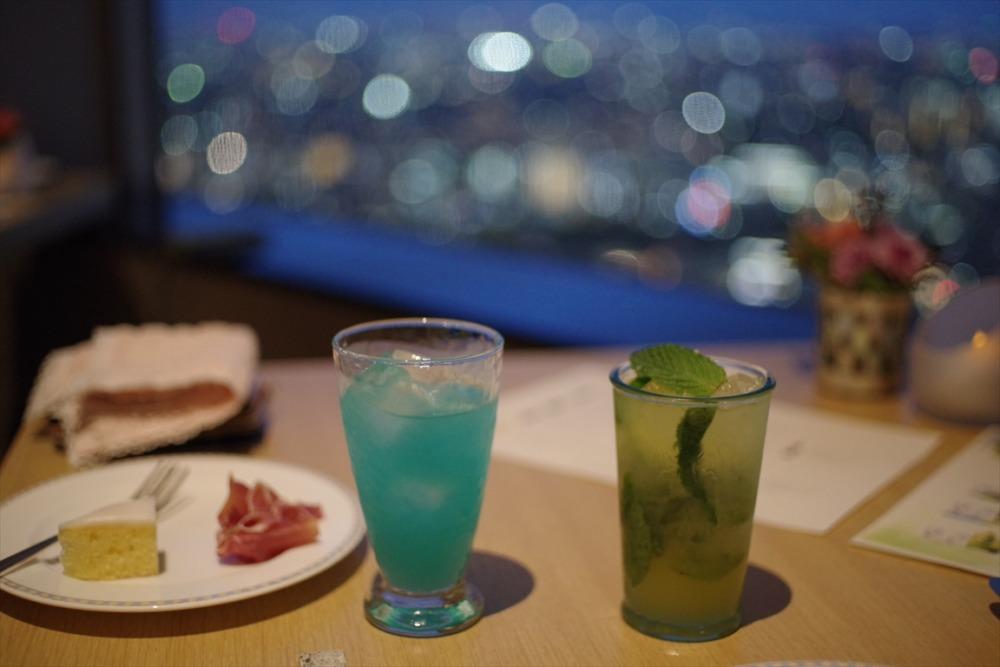 セルリアンタワー東急ホテル カクテルタイム 週末物見遊山