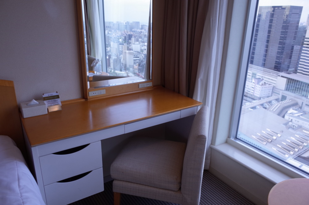 品川プリンスホテル 客室