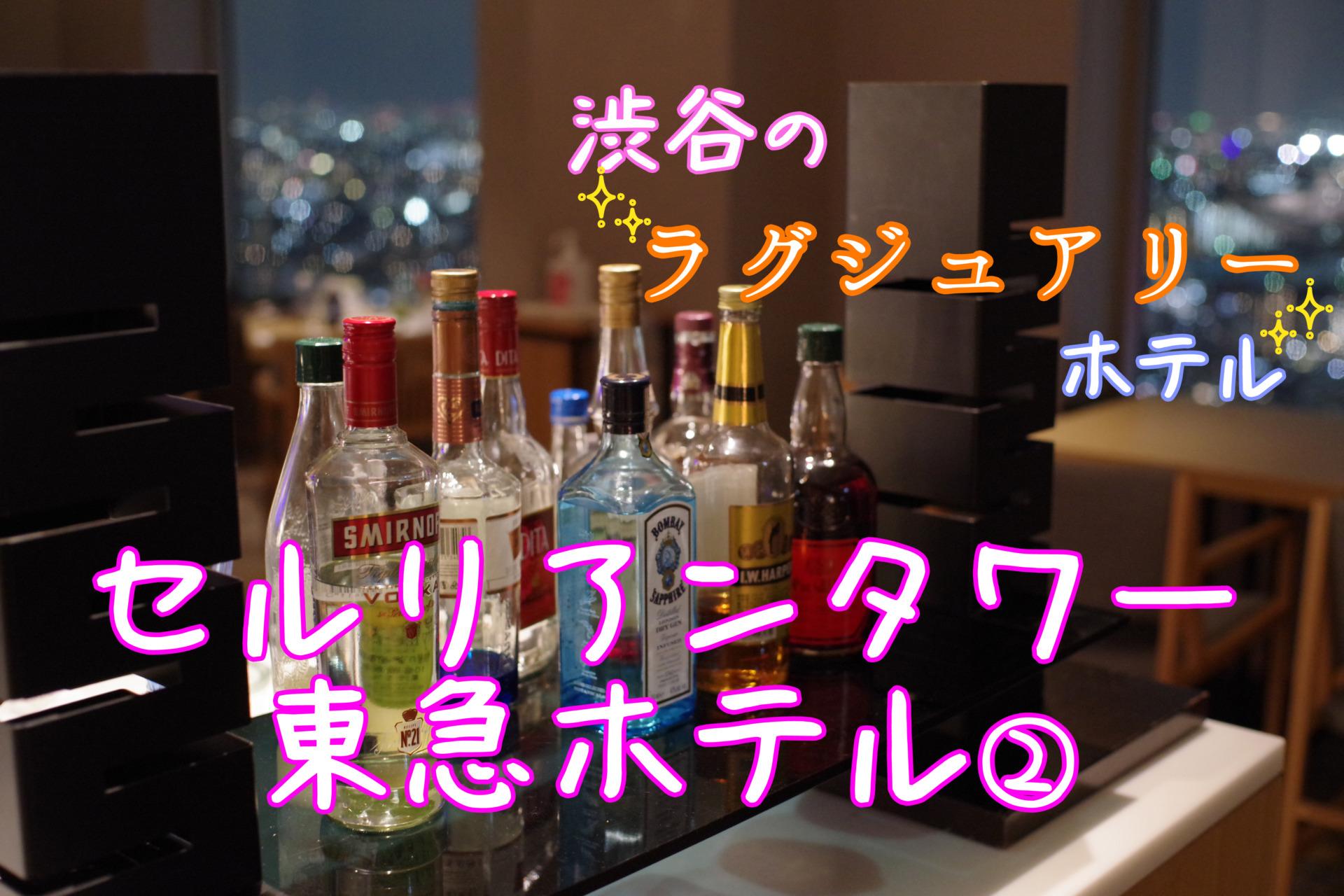 セルリアンタワー東急ホテル 宿泊記 週末物見遊山
