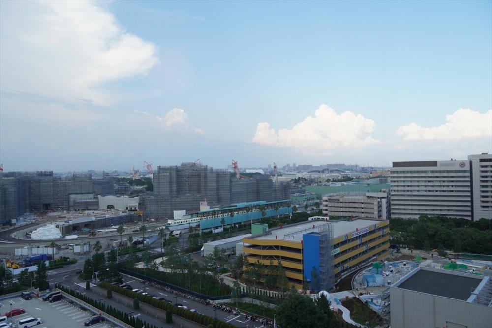 ヒルトン東京ベイ パークビュー 週末物見遊山