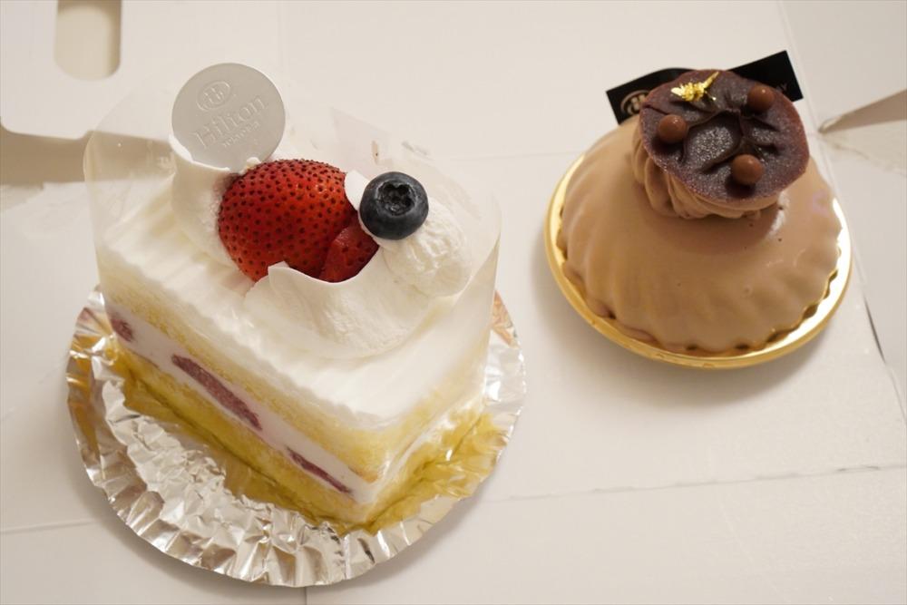 ヒルトン東京ベイ ケーキ 週末物見遊山