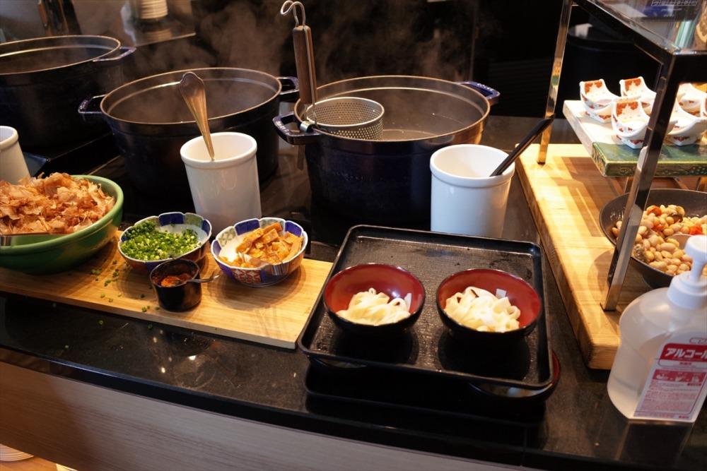 ヒルトン名古屋 朝食